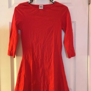 Vero Moda red dress